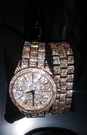 Watch & bracelet SET $165 for Sale in Upper Marlboro, MD