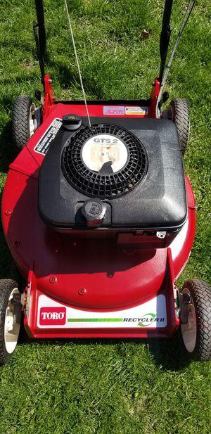 Lawn mower Toro no bag in perfect condition for Sale in Cicero, IL