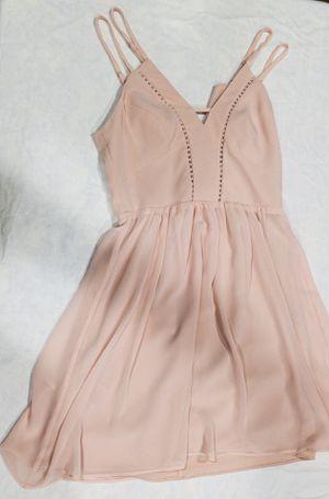BCBGeneration Light Pink (Blush) Sleeveless Dress Size 2 for Sale in Southlake, TX