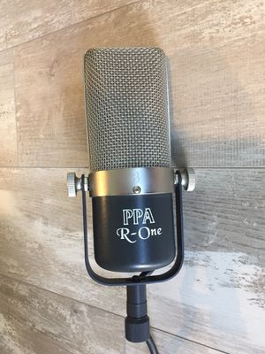 Pacific Pro Audio R-One Figure 8 Ribbon Microphone for Sale in Auburn, WA
