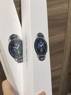 Samsung Galaxy Watch 3 45mm GPS Only for Sale in Mesquite,  TX