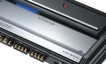 Kenwood KAC- 8403 4 Channel Amplifier for Sale in Worcester,  MA