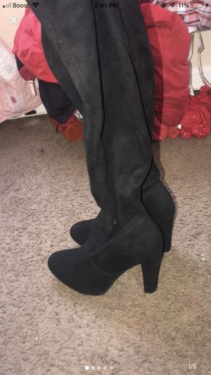 Thigh High Boot Heels for Sale in Washington, DC