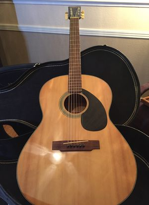Yamaha FG-75 Acoustic Guitar for Sale in Fresno, CA