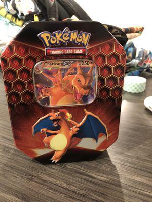 Charizard Pokémon Tin for Sale in Tampa, FL