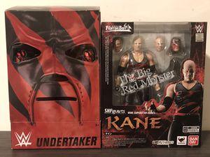 WWE KANE & UNDERTAKER AS KANE, NEW for Sale in Chesapeake, VA