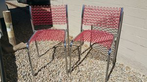 MCM mid Century Chair pair for Sale in Glendale, AZ
