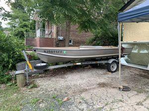 1986 Starcraft 14' boat for Sale in Edison, NJ