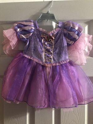 Cute Rapunzel costume from Disney store 2T for Sale in Phoenix, AZ