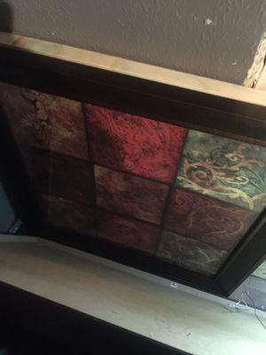 Home decor frame for Sale in Dallas, TX