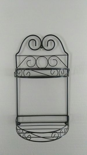 Double mini semi round wire shelves for Sale in Haines City, FL