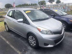 2012 Toyota Yaris for Sale in Miramar, FL