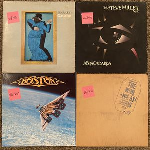 44 Vinyl Records, $6 each/$225 ALL for Sale in Chino Hills, CA