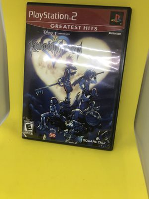 Kingdom Hearts PS2 Sony PlayStation 2 -Tested -Fast Shipping for Sale in Atlanta, GA