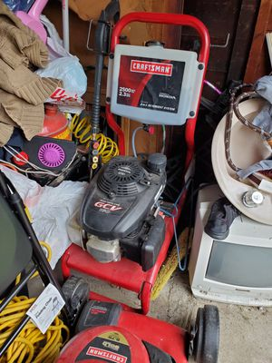Honda Pressure Washer $450 or best offer for Sale in The Bronx, NY