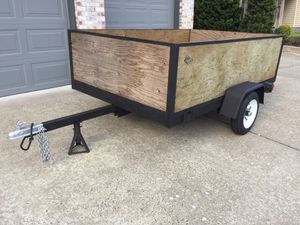 5x8 utility trailer for Sale in Wood Village, OR