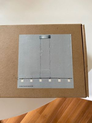 Hanging Ceiling Light, Ikea Glimt, brand new in the box for Sale in Kirkland, WA