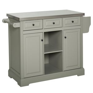 Rolling Kitchen Island for Sale in Los Angeles, CA