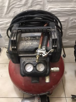 Nail gun with air compressor for Sale in Philadelphia, PA