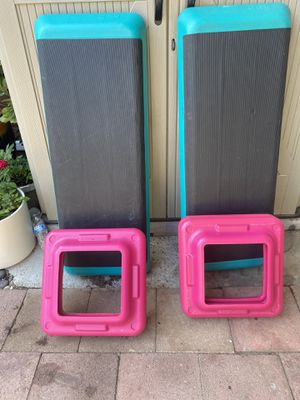 Aerobic Step Boxes for Sale in Oceanside, CA