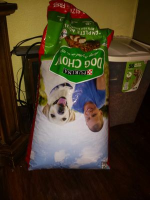 Dog food 50bl for Sale in Fairview, OR