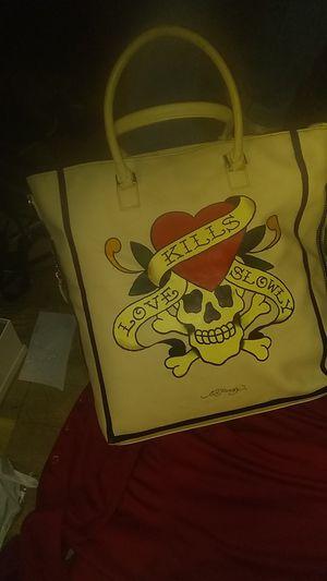 Ed Hardy hobo bag for Sale in Denton, TX