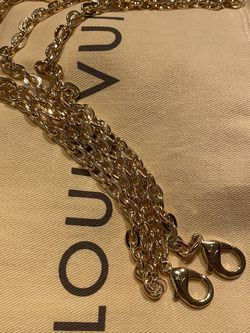 LV Gold Chain Strap for Sale in Renton,  WA