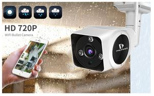 Wireless WiFi Security Camera, Full HD 720P WiFi Wireless IP Security Surveillance Bullet Camera  Indoor Outdoor for Sale in Garden Grove, CA