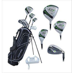NEW Aspire Golf Club Set with Bag! for Sale in Huntington Beach, CA
