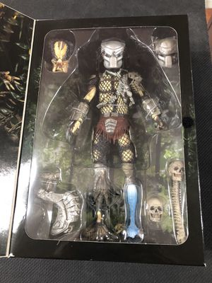 "Predator Jungle Hunter NECA Reel Toys 7"" Inch for Sale in La Habra Heights, CA"