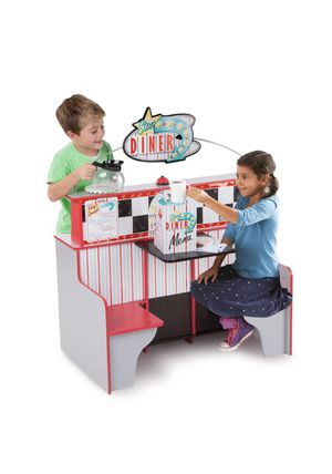 NEW !!!Melissa & Doug® Deluxe Star Diner Restaurant for Sale in West Palm Beach, FL