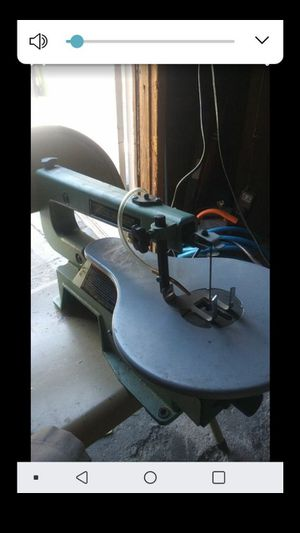 """scroll saw"" for Sale in Los Angeles, CA"