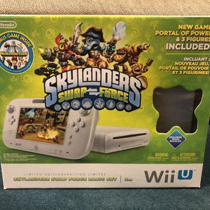 Nintendo Wii U Skylanders Edition for Sale in Cranston, RI