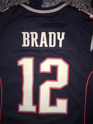 Authentic Nike Patriots Jersey for Sale in Garland, TX