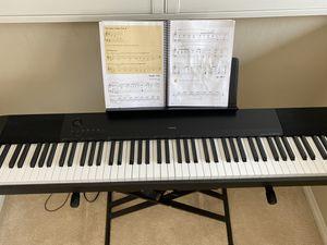 Casio piano and stand for Sale in Irvine, CA