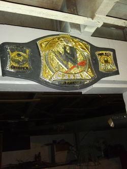 Wwe belt for Sale in Pekin,  IL