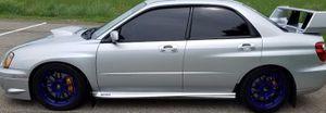 NO ISSUES. 2004 Subaru Impreza AWDWheelss for Sale in Sacramento, CA
