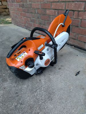 Stihl TS 420 cut off saw for Sale in Euless, TX