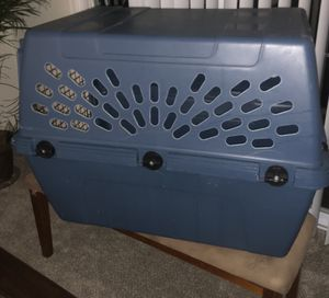 "Dog Crate - Large ""Petmate"" Deluxe Pet Porter for Sale in Rockville, MD"