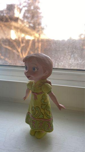Anna Disney Figurine for Sale in Fresno, CA