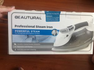 Steam iron for Sale in Pasadena, CA