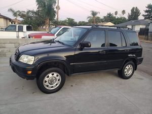 1999 honda crv ((( just smog))) for Sale in Fontana, CA