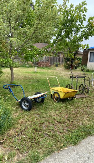 Utility carts for Sale in San Leandro, CA