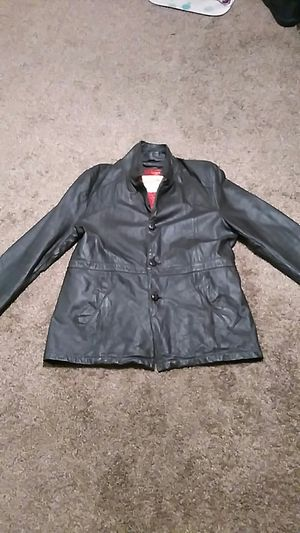 Clipper Mist leather jacket for Sale in Gassaway, WV
