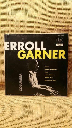 "Erroll Garner ""Errol Garner At The Piano"" vinyl record jazz for Sale in San Diego, CA"