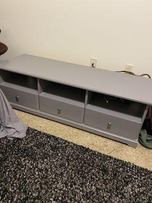 3 Door Tv Stand for Sale in Arlington, VA