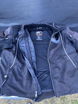 Motorcycle vest and jacket for Sale in Federal Way,  WA