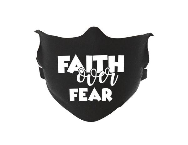 Inspirational Religious Face Mask