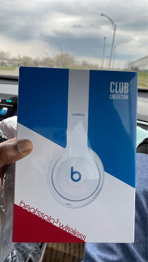 Dre beats solo 3 wireless for Sale in Garfield Heights, OH