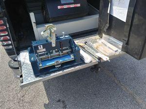 Nitta Belt welder/splicer for Sale in Hartford, OH